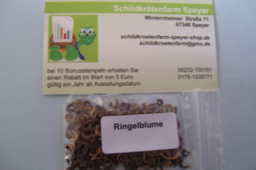 Ringelblume 1 Portion á 2g